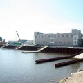 Construction of a complex of berthing facilities (St Petersburg, Strelna)