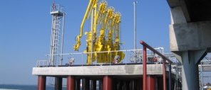 Construction of infrastructure objects for the maritime refined products terminal (Primorsk)